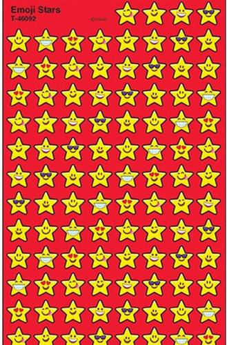 46092 estrellas emoji 800 etiquetas autoadheribles de trend