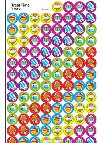 46164 helados y paletas 800 etiquetas autoadheribles trend