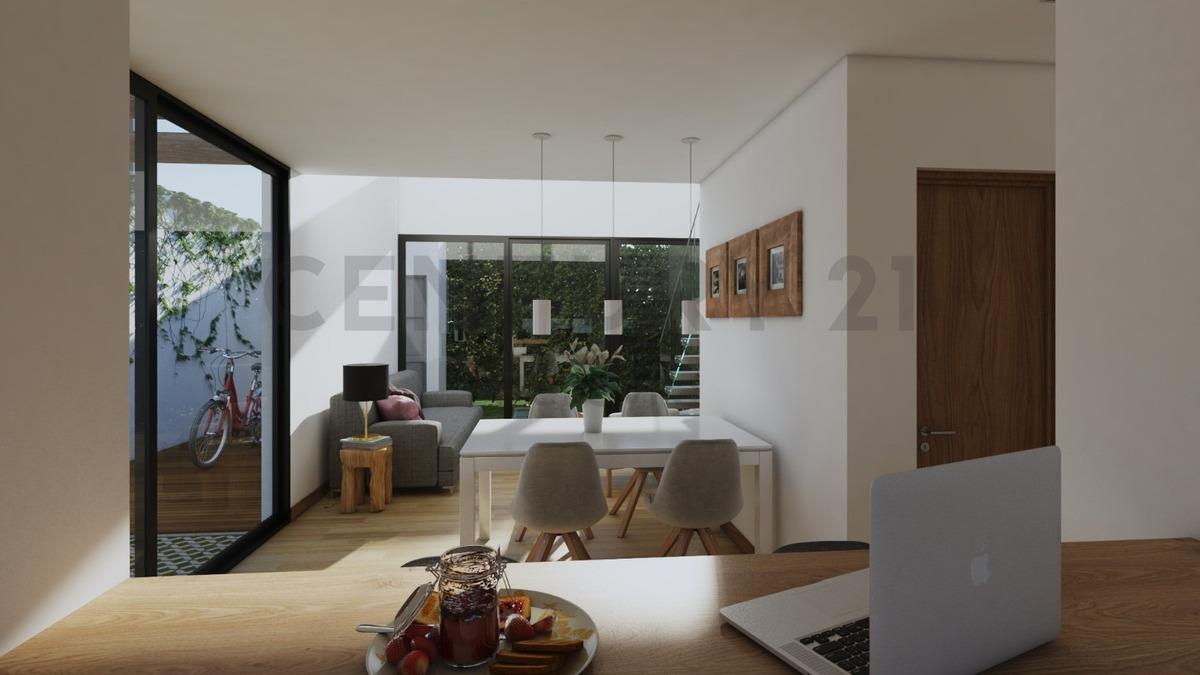 467 entre camino gral. belgrano y 21a. dúplex housing en venta, city bell.-