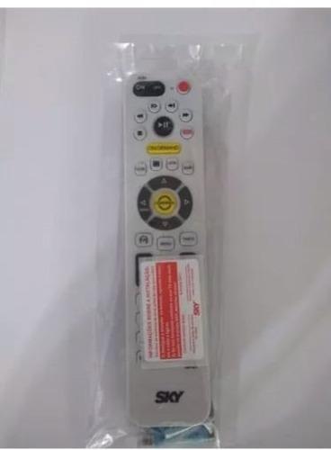 47 controle zapper original  hdmi função universal controle