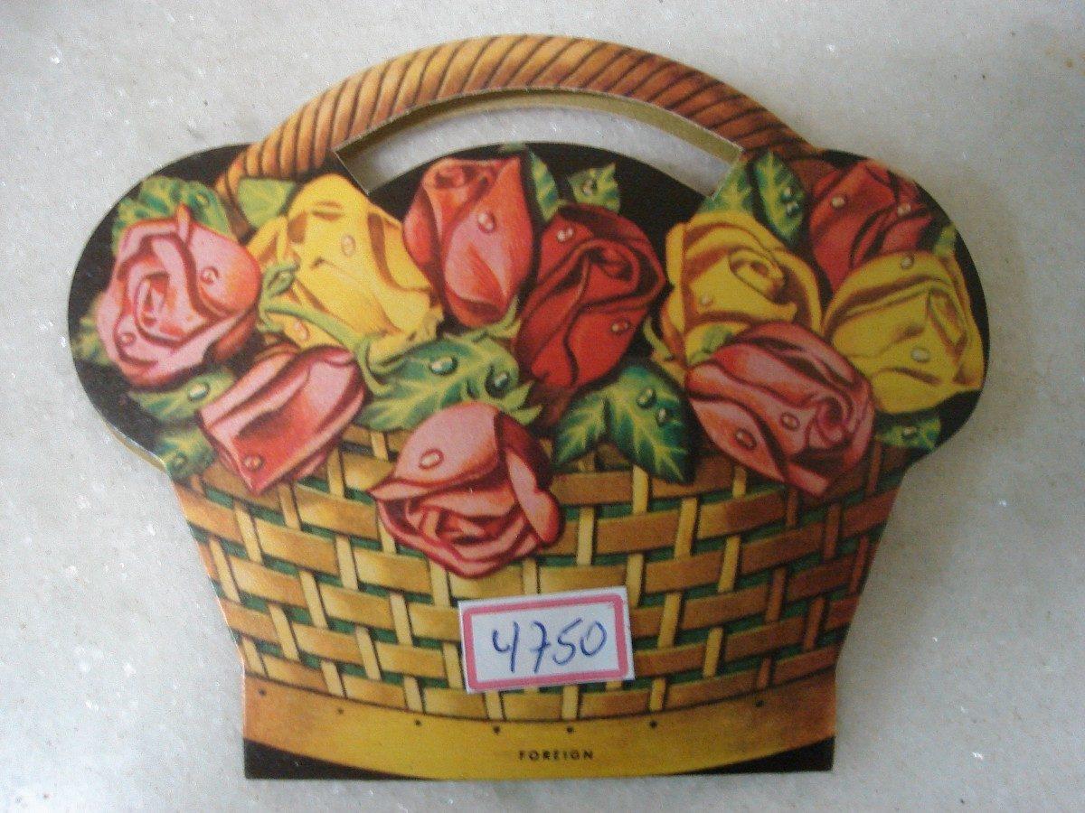 4750 cesta de agulhas de costura antigas r 10 00 - Cesta de costura ...