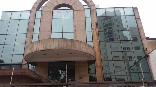 477-prédio comercial para locação no campo belo c/ 3 andares