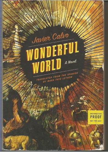 479 - literatura wonderful world - javier calvo
