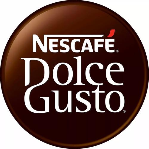 48 cápsulas cafetera nescafe dolce gusto a elección