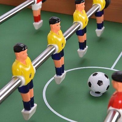 48 Futbolin Tabla Competencia Juego De Futbol Arcade Tamano