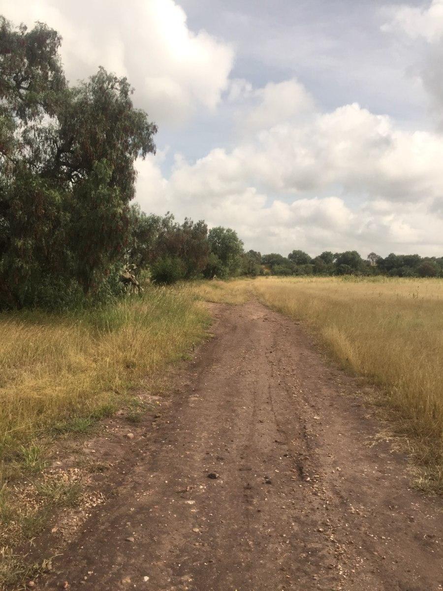 4.8 hectáreas con factibilidad a un costado del aeropuerto.