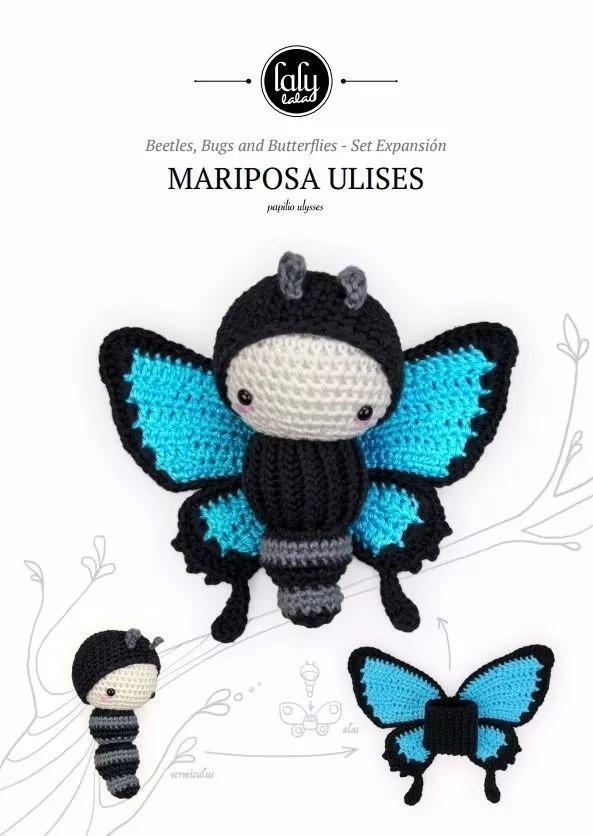 48 Lalylala Patrones + Libro Regalo! Esp Crochet Amigurumis - $ 275 ...