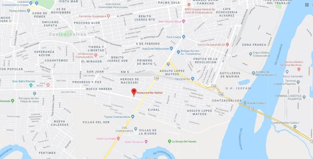 48 locales venta héroes de nacozari coatzacoalcos veracruz