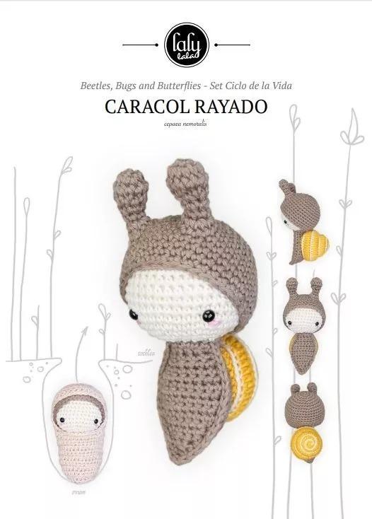 48 Patrones Lalylala +1 Libro Crochet Español Amigurumi48 - $ 399,00 ...