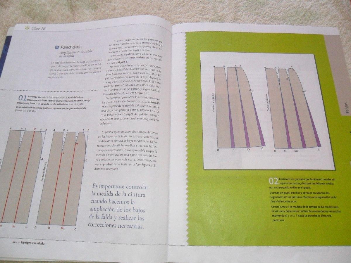 48 Revistas De Corte Y Confección (moldes/patrones) - $ 1.000,00 en ...