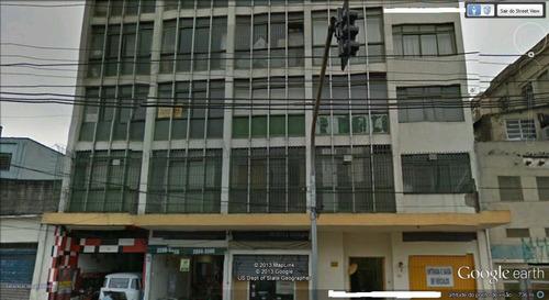 48 - sala comercial a venda prox. a rua da moóca, c/ 25 m²