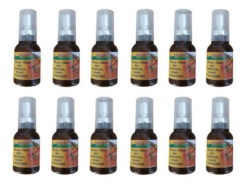 48 unidades própolis com mel spray atacado p/ revenda