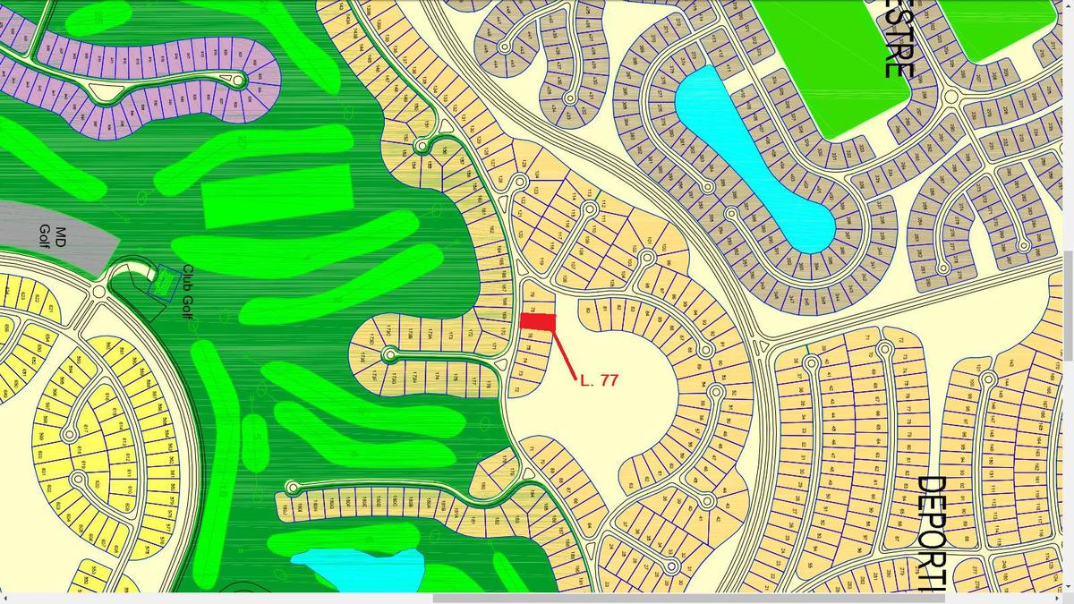 4821 - lote 77 golf 1