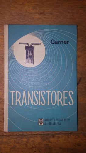 4830 libro transistores garner uteha nº 97