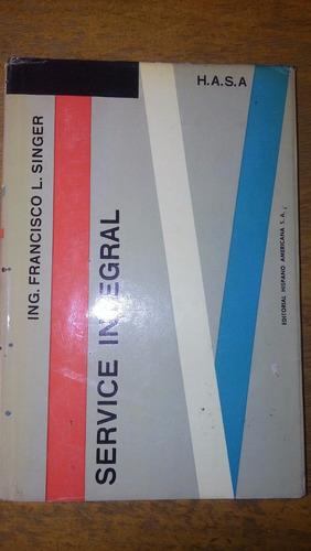 4840 libro service integral f singer hasa televisores