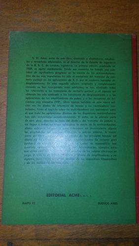 4841 libro principios basicos circuitos transistores amos