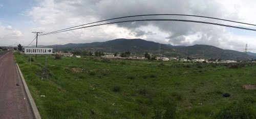 4,850m2 de terreno en xolostitla cercano a pachuquilla