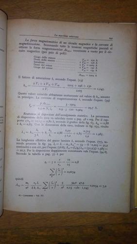 4872 libro macchine elettriche calcolo e determinazioni