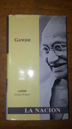 4879 libro gandhi stanley wolpert la nacion biografia