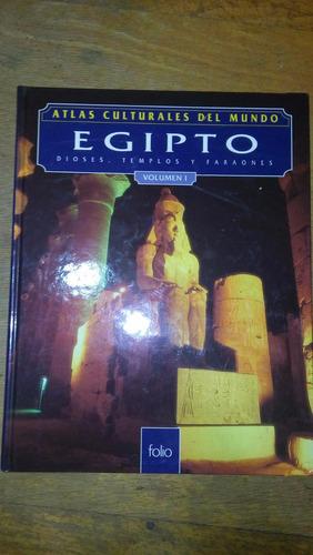 4893 libro egipto dioses templos faraones i folio