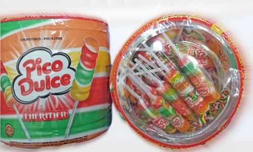 48un chupetin pico dulce - hoy muy barato en la golosineria