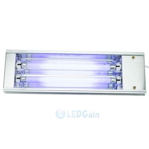 48w uv luz ultravioleta lámpara t5 loca hornear pegamento