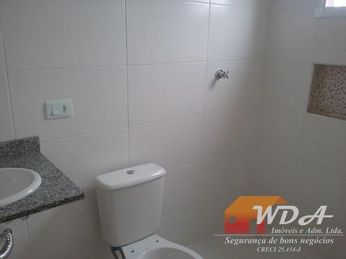 491 apartamento mauá vila assis 3 dorm. suite 1 vaga