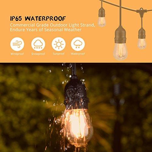 49ft led outdoor string lights globo comercial lights con 1 49ft led outdoor string lights globo comercial lights con 1 aloadofball Gallery
