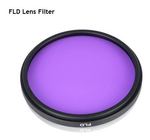 49mm 3 em 1 fld uv cpl lente filter com transportar saco par