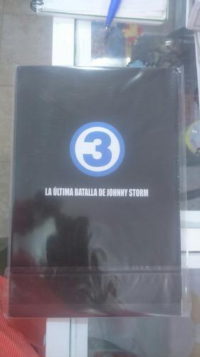4f muerte antorcha humana monster edition editorial televisa
