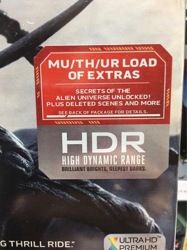 4k alien covenant pre venta somos cine 4kmania zona 1