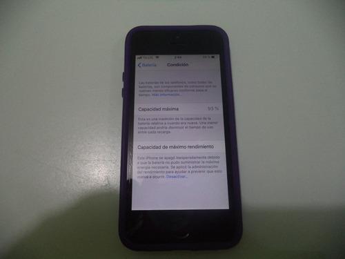 4k iphone se 64gb liberado modelo global internacional funda