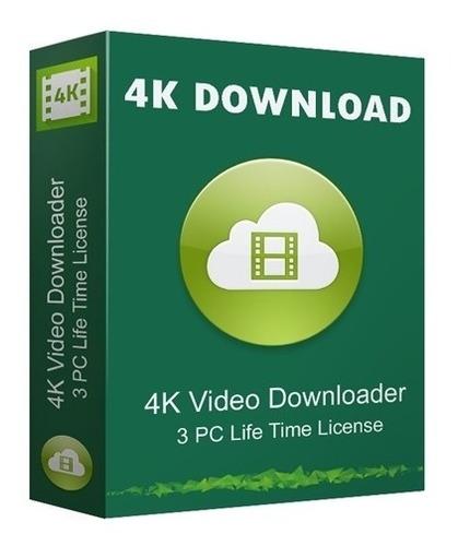 4k video downloader v.4.9.3 vitalício entrega rápida