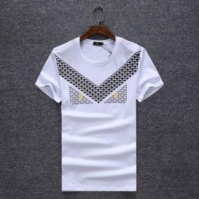 6e2378a69 Kit 4 Camisas Gucci - Calçados, Roupas e Bolsas no Mercado Livre Brasil