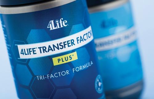4life transfer factor plus tri-factor original (90 cápsulas)
