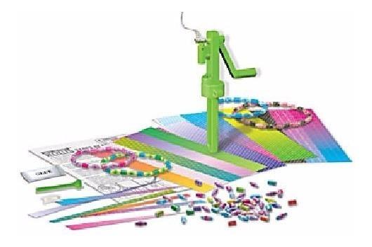 628e819b1396 4m Kit Manualidades Crea Pulseras De Papel Reciclado Cm588