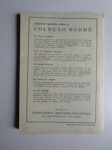 4,o livro sodré - coleção sodré - benedicta stahl sodré