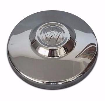 4pç calota metálica ferro cromada vw fusca kombi variant tl