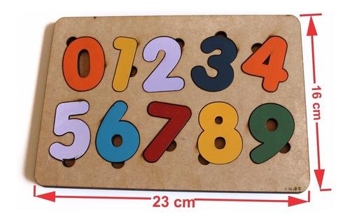4pçs tabuleiro alfabeto+números+vogais+forma geométrica