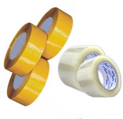 4tirro cinta de embalar 100 mts embalaje alta resistencia