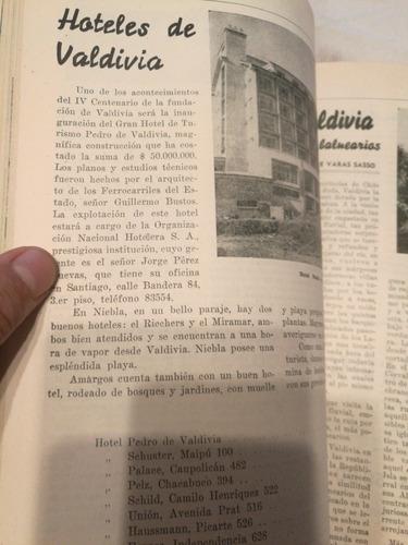 4to  centenario valdivia 1552 1952