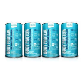 4un Equaliv Body Protein 100% Proteína Isolada 450g