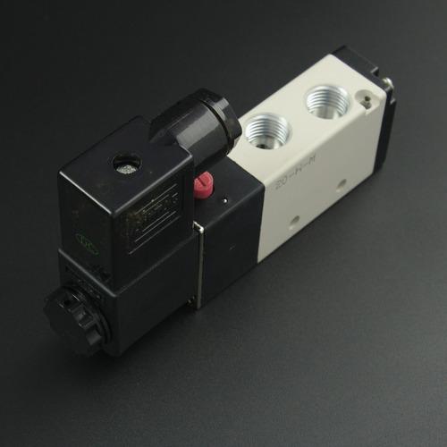 4v210-08 12vdc válvula neumatica solenoide , automatización