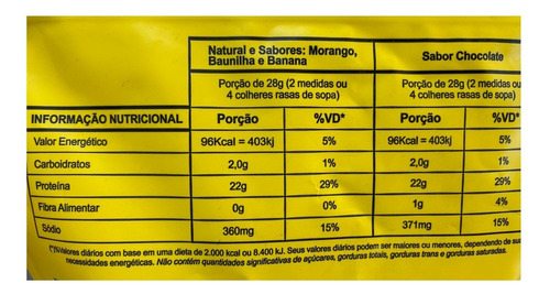 4x albumina 500g total 2kg naturovos - 12x sem juros