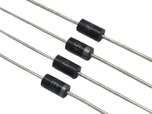 4x diodo p6ke250a p6ke250 600w 344v max