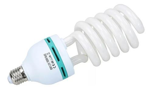 4x lâmpada fria e27 85w 5500k estúdio softbox 110v 220v