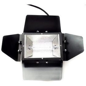 4x Refletor Colortran - Com Lamp 500w Philips