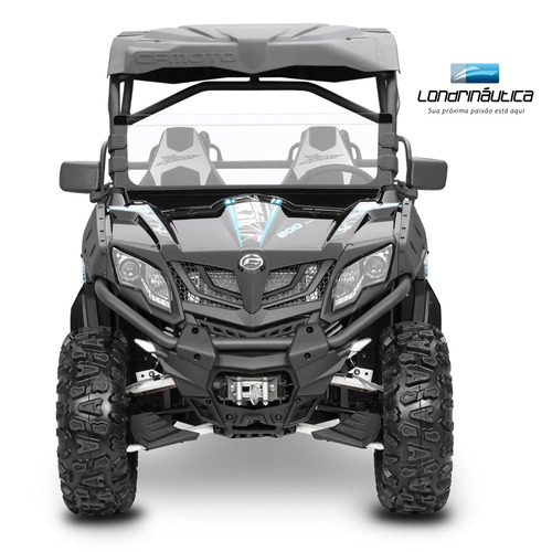 4x4 zforce 800 trail side-by-side gasolina cvtech automático