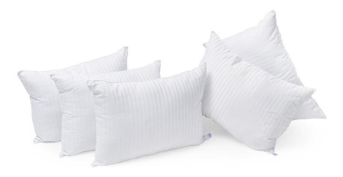 5 + 2 = 7 almohada std microgel hotelera b premium 900 grs