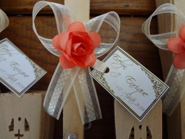5 abanicos de madera para boda personalizados - Abanicos para decorar ...